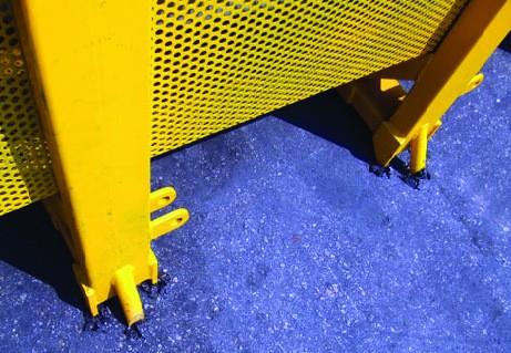 Carmen barrier anchors